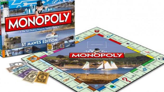St Mawes Monopoly