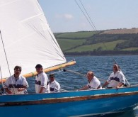 St Mawes working boat